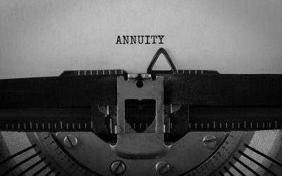 Annuities – Alive & Kicking